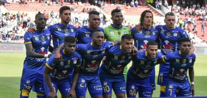 Delfín jugará la final de la Liga Pro 2019 ante Liga de Quito. Foto: Archivo