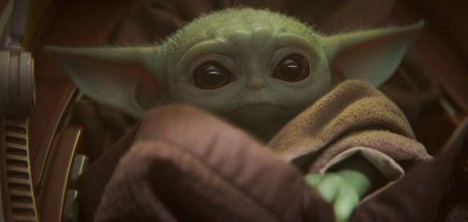 ¿Hubo este año algo más tierno que el bebé Yoda? Foto: AP