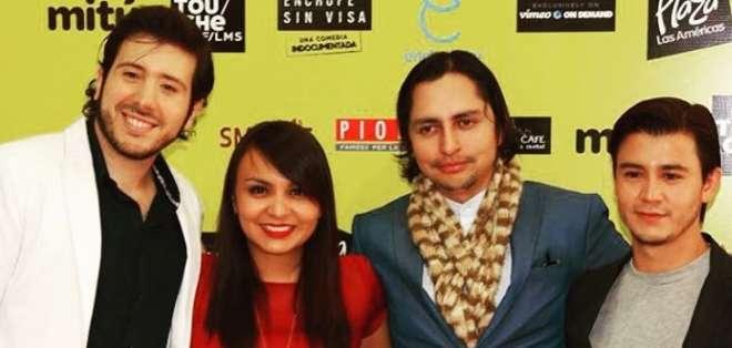 Actores de EnchufeTV. Foto: Instagram