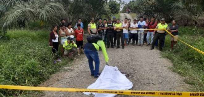 Una joven de 23 años fue asesinó da con disparo en la cabeza en Los Ríos. Foto: Redes