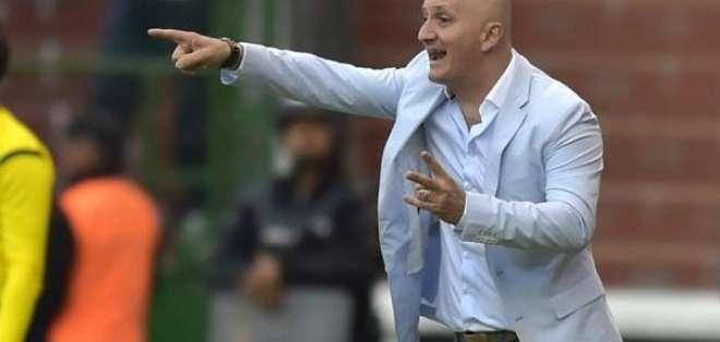 Pablo Repetto buscará este domingo su tercer título con Liga de Quito. Foto: Archivo
