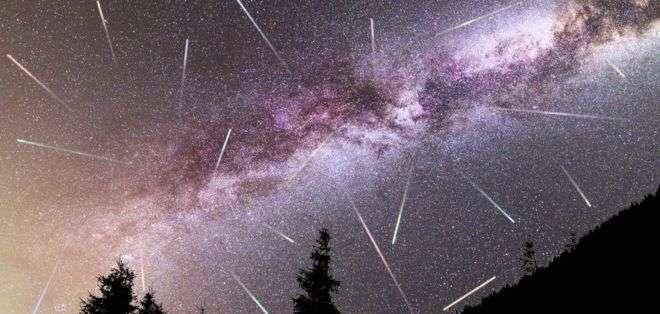 Las estrellas y los meteoritos son eventos que han fascinado a los humanos durante milenios.