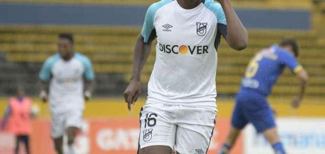 Jhon Jairo Cifuente anotó 37 goles con Universidad Católica en el 2018. Foto: Archivo.
