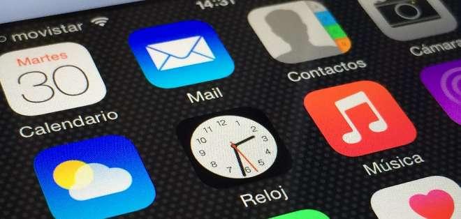 Las apps  para iOS y Android más populares. Foto; Referencial