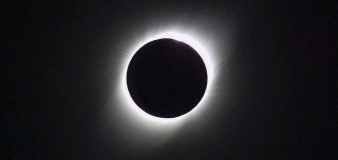 En diciembre de 2020 se presentará un eclipse total de sol que se podrá apreciar en el sur del planeta. Getty Images