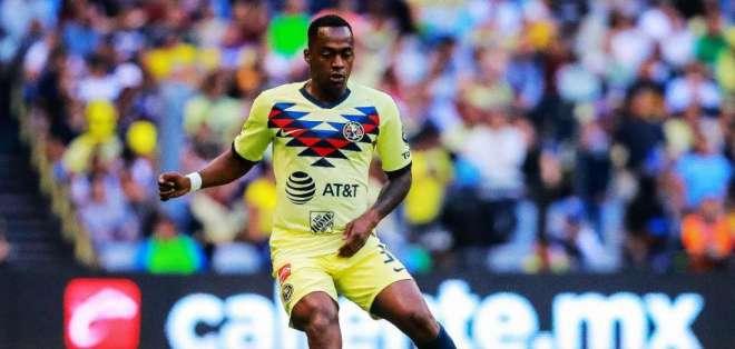 Renato Ibarra, jugador ecuatoriano.