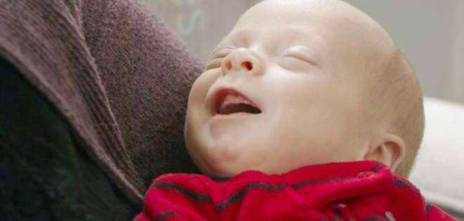 Benjamin es solo el segundo bebé en Estados Unidos que nace gracias a esta técnica. PENN MEDICINE