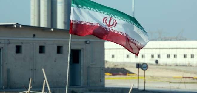 """El pasado 5 de enero, Irán anunció la """"quinta y última fase"""" de reducción de compromisos. Foto: AFP"""