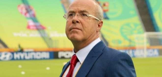 Jorge Célico, entrenador de la Mini Tri.