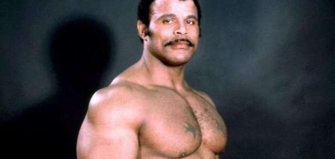 Rocky Johnson, exluchador de WWE.
