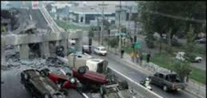 El terremoto que sacudió Chile en febrero causó la muerte de casi 500 personas.
