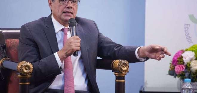 José Valencia confía en que México actuará frente a opiniones políticas de refugiados. Foto: Archivo API