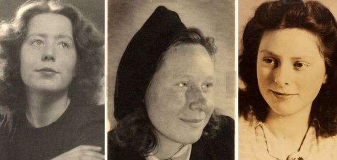 Hannie Schaft y las hermanas Truus y Freddie Oversteegen eran unas adolescentes cuando los nazis ocuparon su país.