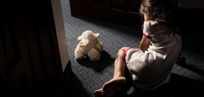 Los menores han sido rescatados de situaciones de abuso o abandono. Foto: Aldeas Infantiles SOS.