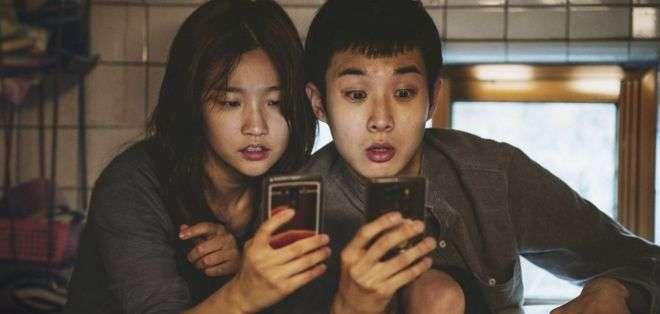 Es primera vez que una película surcoreana es nominada al Oscar en la categoría de mejor película.