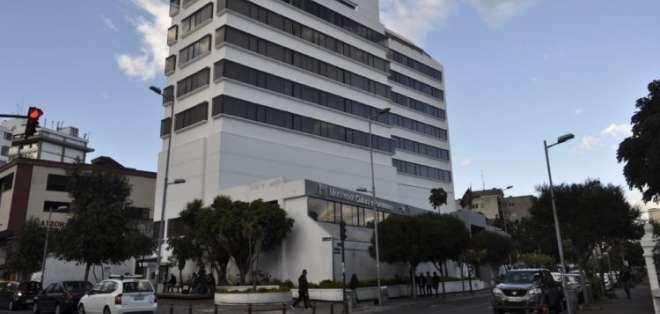 QUITO, Ecuador.- El edificio Aranjuez está ubicado al norte de la capital.