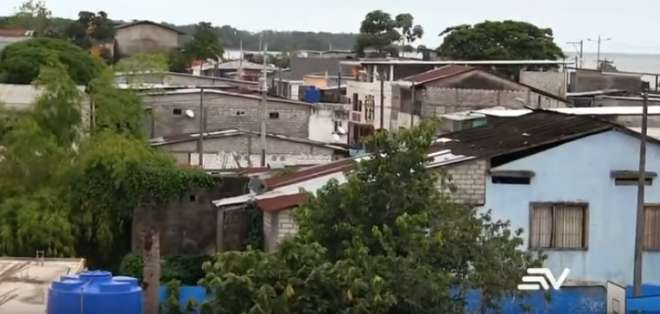 La ciudad tiene 6.000 habitantes y la mayoría sufre pobreza. Foto: Captura de pantalla