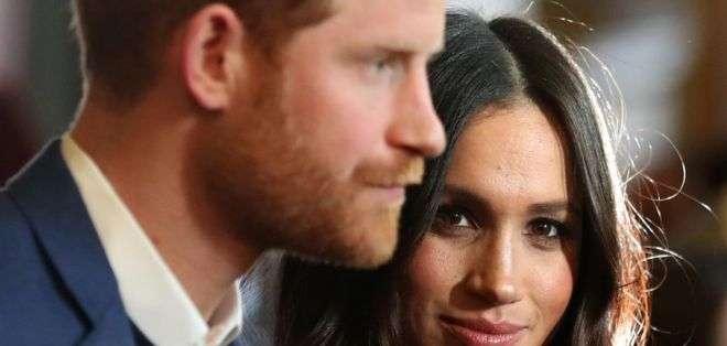 Harry y Meghan dividirán su tiempo entre Reino Unido y Canadá. PA MEDIA