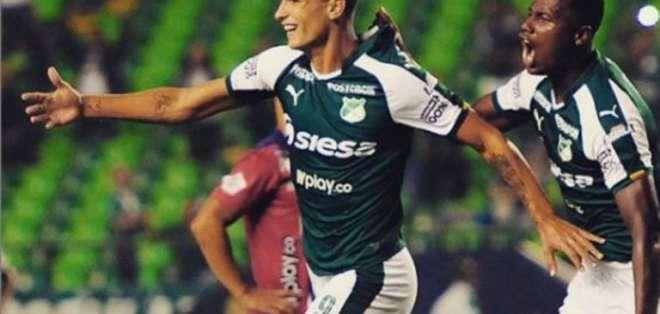 Juan Ignacio Dinenno, delantero argentino.