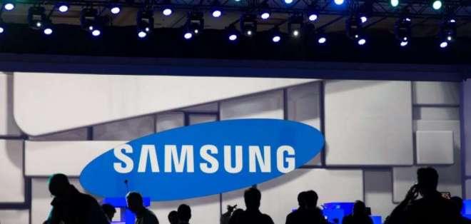 Samsung Electronics es la mayor compañía de componentes electrónicos en el mundo.