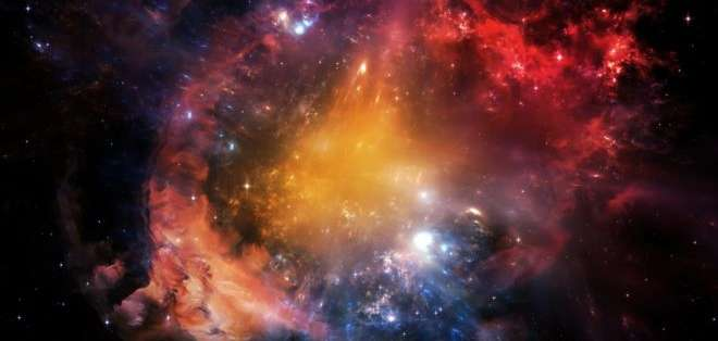 Todo comenzó con el Big Bang, ¿o no?. Foto: Getty Images