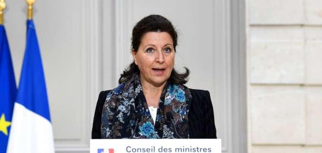 Agnes Buzyn, ministra de Salud de Francia. Foto: AP