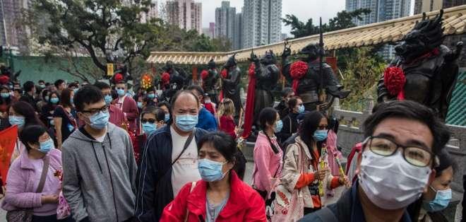 El virus ha afectado a 1.300 personas y causado la muerte de 41. Foto: DALE DE LA REY / AFP