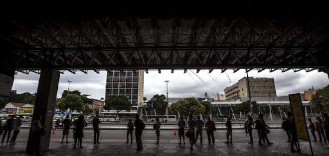 La segunda huelga en una semana de conductores dejó a Río de Janeiro sin autobuses.