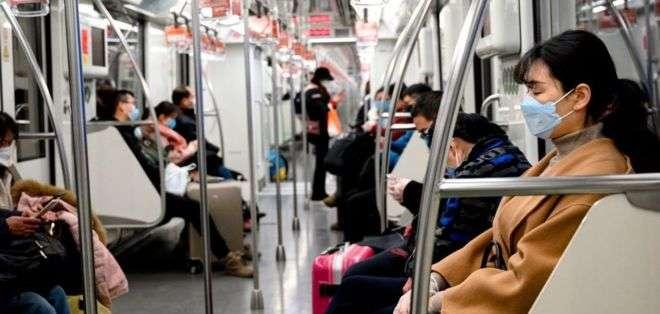 El número de muertes por coronavirus ha ascendido a más de 1.000 en China. Getty Images