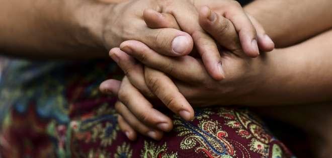 El poliamor se define como las relaciones sexoafectivas de más de dos personas. Foto: AFP