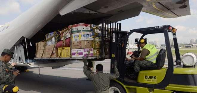 Transporte de víveres, islas Galápagos. Foto: Archivo - Referencial