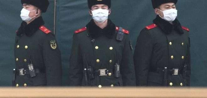 Las autoridades chinas están intentando controlar la narrativa sobre Wuhan.