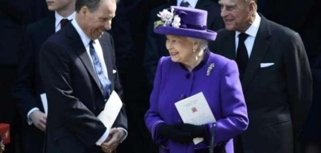 David Armstrong-Jones, sobrino de la reina Isabel II, se separó de su esposa tras 26 años. Foto: POOL/AFP/Archivos