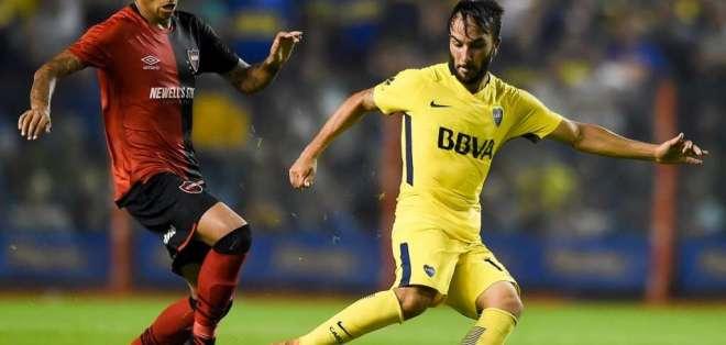 Sebastián Pérez, jugador colombiano. FOTO: ARCHIVO