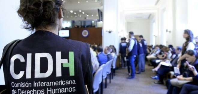 Miembros de la Corte Interamericana de Derechos Humanos. Foto: AFP - Referencial