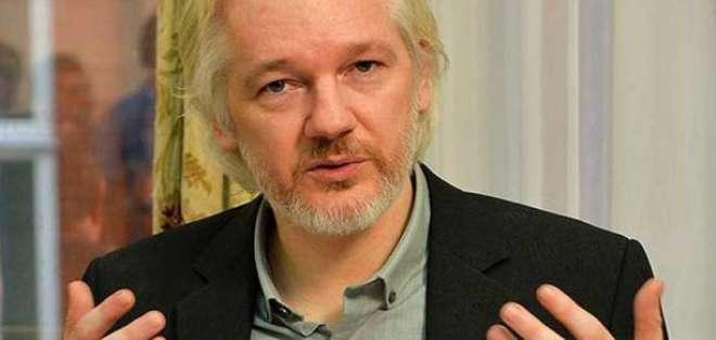 Julian Assange. Foto: AFP - Referencial