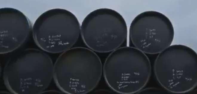 El precio del valor de los barriles del petróleo se ve afectado por el coronavirus. Foto: Captura de pantalla