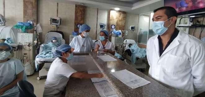 Sistema de salud en Ecuador. Foto: REFERENCIAL