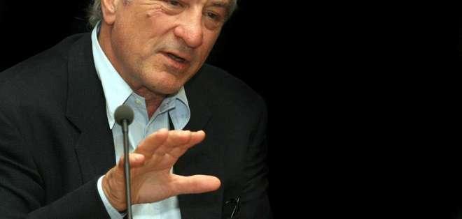 """El actor estadounidense Robert de Niro aseguró que """"los está viendo"""". Foto:  EFE/Inácio Rosa/Archivo"""