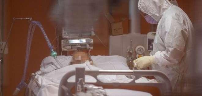 Italia registra el mayor numero de personas afectadas por Covid-19 en el mundo, con casi 60.000 casos y más de 5.000 fallecidos.