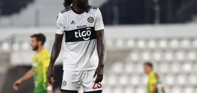 Emmanuel Adebayor, goleador togoleño.