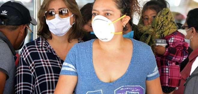CUENCA.- En la capital azuaya se registran 29 casos. Foto: Boris Romoleroux/API