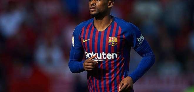 Nélson Semedo, lateral del FC Barcelona.