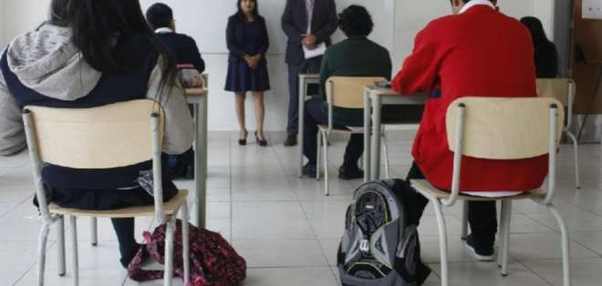 Brigadas están conformadas por profesionales del Departamento de Consejería Estudiantil . Foto: Archivo