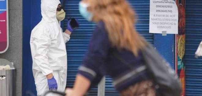 Hay 25 casos de ciudadanos muertos con sospecha de coronavirus. Foto: API