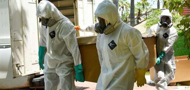 El número de contagios crece en Quito. Foto referencial / EFE