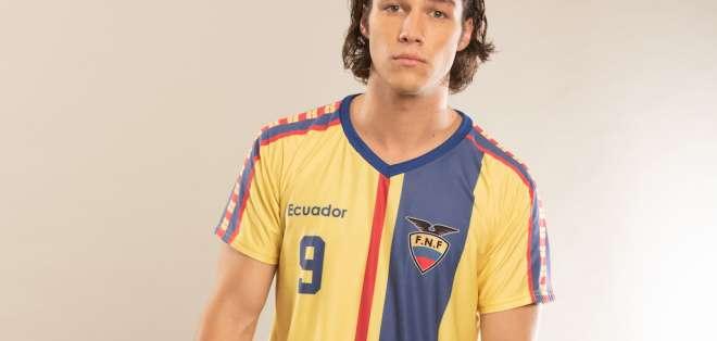 Eduardo Maruri (Jaime Iván Kaviedes). Foto: Ecuavisa.