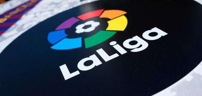 Logo de La Liga de España. FOTO: Internet