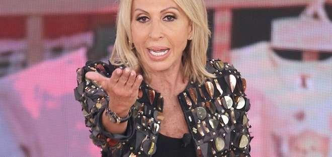 Laura Bozzo durante un programa. Foto: Internet.