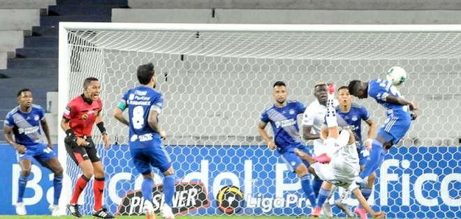 Liga de Quito perdió por lesión al delantero uruguayo Rodrigo Aguirre. Foto: API